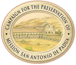 Campaign for the Preservation of Mission San Antonio De Padua